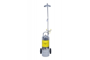 Modern Eastern MD-570A pressurized portable Safety Shower and Eyewash