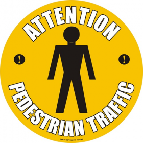 Pedestrian Traffic KSA