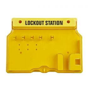 Modern MLS01 Safety Lockout Station Unfilled KSA