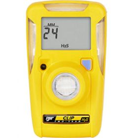 Honeywell BWC2-H BW Clip 2 Year H2S Single Gas Detector