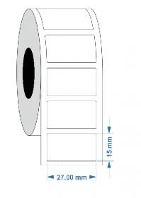 Engraving Plate Label 27mmX15mm KSA