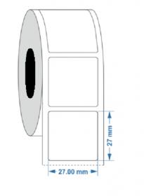 Engraving Plate Label 27mmX27mm KSA