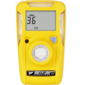 Honeywell BWC3-M BW Clip 3 Year CO Single Gas Detector