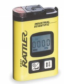 Industrial Scientific T40-H2S Rattler Single Gas Monitor H2S UAE KSA