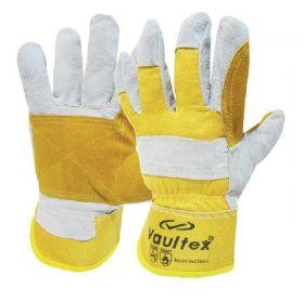 Vaultex DPY Double Palm Leather Gloves KSA