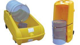 Jonesco SJ-400-001 DrumKart Mobile Dispensing Unit UAE KSA