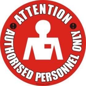 Authorised Personnel Only  KSA