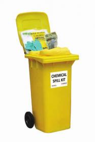 SCHOELLER SCHHZ-120L Chemical Spill Kit 120 L UAE KSA