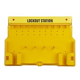 Modern MLS02 Safety Lockout Station Unfilled KSA