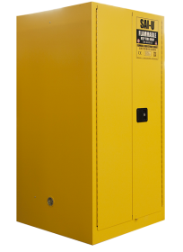 Standard Double Door Safety Cabinet for Flammables 60 Gal Saudi Arabia KSA