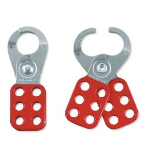 420 Steel Lockout Hasp, 1in - Master Lock KSA