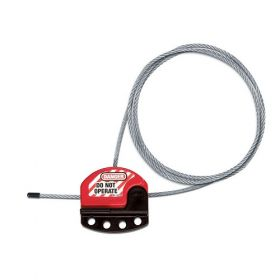Master Lock S806 Adjustable Cable Lockout