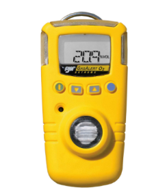 Honeywell GAXT-X-DL-2 BW Gas Alert Extreme Single Gas Detector O2 Oxygen