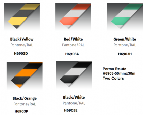Perma Route H6903 Series Two Colors KSA
