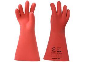 Raychem Electrical Safety Insulation Rubber Gloves Class 4 KSA