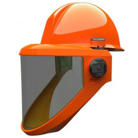 Salisbury AS1200HAT Weight Balancing Arc Flash Protection Faceshield Unit w/ Hard Hat UAE KSA