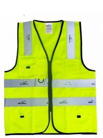 Vaultex SBQ Executive Fabric Vest UAE KSA