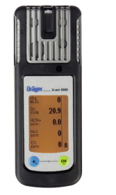 Drager X-am 5000 Multi gas detector UAE KSA