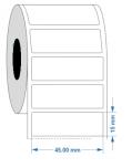 Engraving Plate Label 45mmX15mm KSA