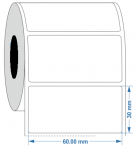 Engraving Plate Label 60mmX30mm KSA