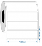 Engraving Plate Label 70mmX18mm KSA