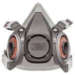 3M 6200 Medium Half Facepiece Reusable Respirator KSA