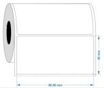 Engraving Plate Label 90mmX45mm KSA