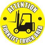 Forklift Truck Area KSA