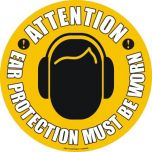 Ear Protection EWM12 430mm Floor Markers & Safety Signs KSA