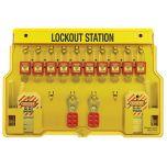 Model No. 1483BP410   Lockout Station   Master Lock KSA