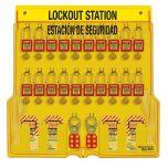 Model No. 1484BP410ES | Lockout Station | Master Lock KSA