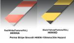 Perma Stripe Smooth H6906-100mmx30m Hazard KSA