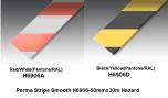 Perma Stripe Smooth H6906-50mmx30m Hazard Floor Marking Tapes KSA