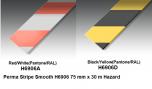 Perma Stripe Smooth H6906 75 mm x 30 m Hazard KSA