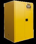 Standard Double Door Safety Cabinet for Flammables 90Gal Saudi Arabia KSA